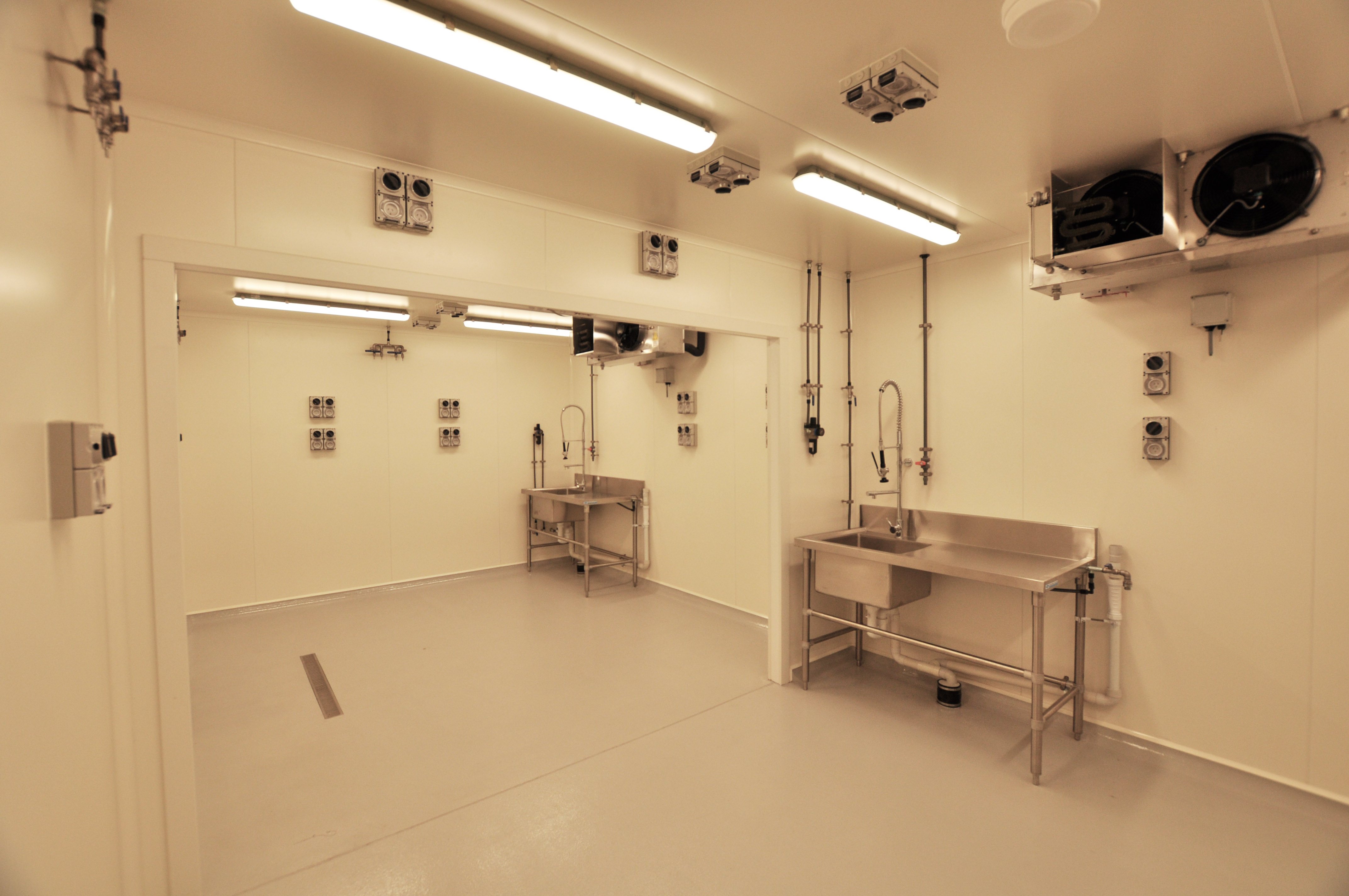 Fbj Cool Rooms Spray Booths And Maintenance Melbourne