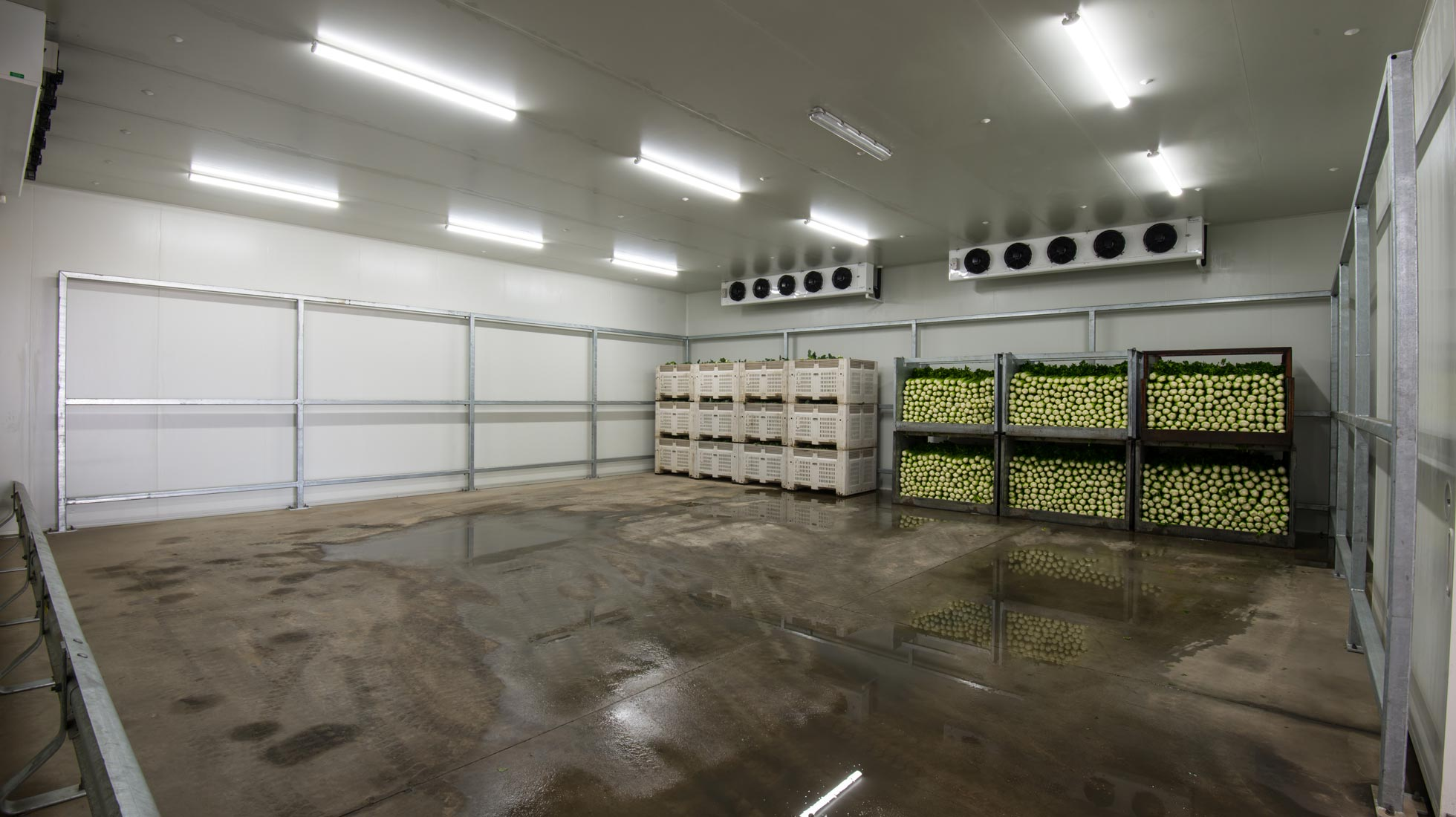 Cool rooms - FBJ Cool Rooms, Spray Booths and Maintenance